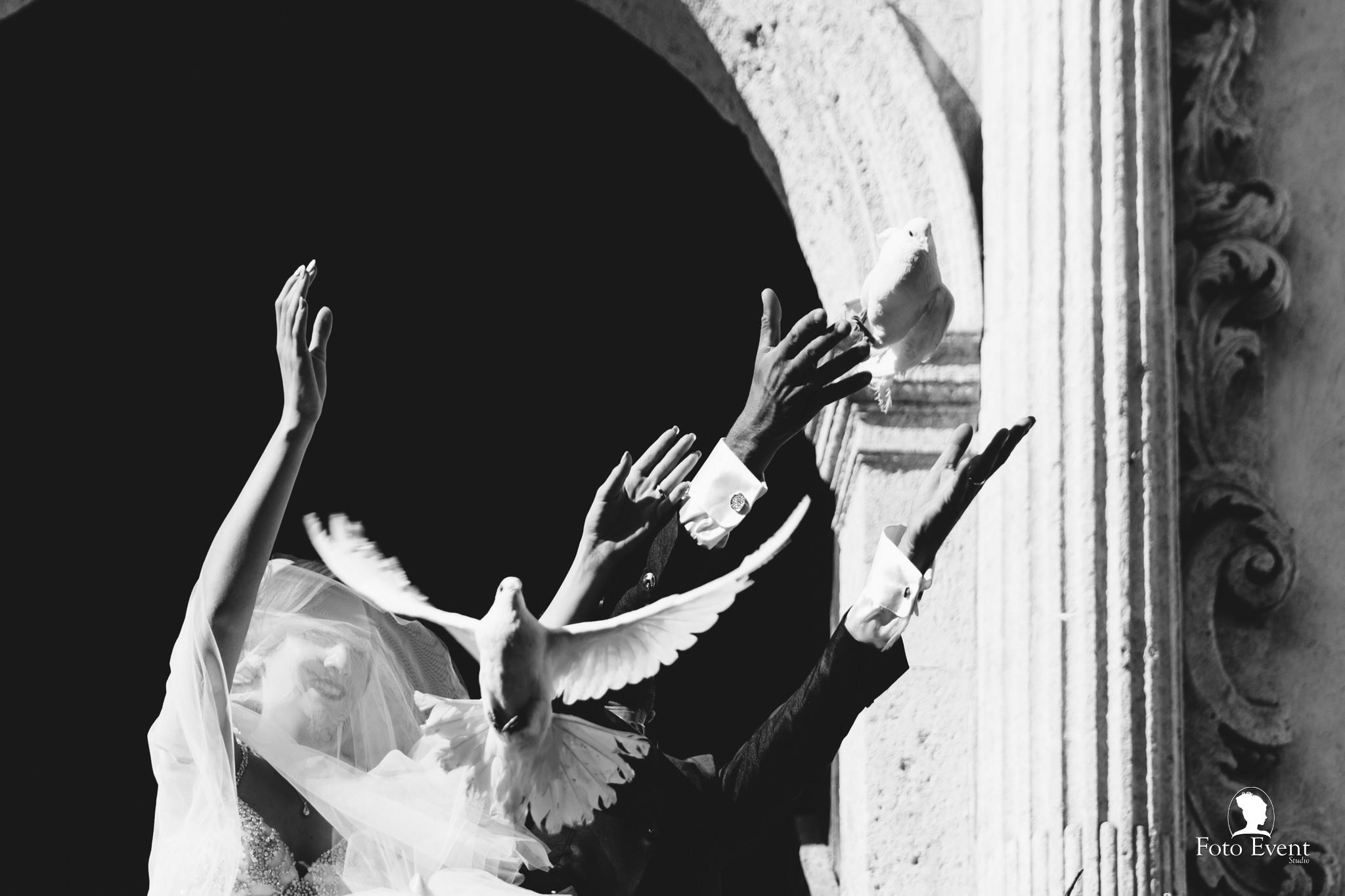 2018-07-09 Matrimonio Maria e Benedetto Gabriele 5D 1217