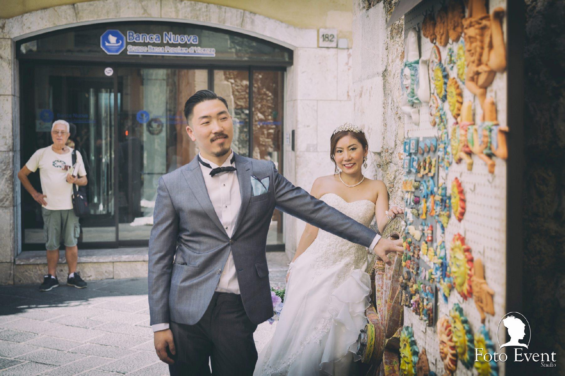 2017-07-15 Matrimonio Sayaka e Keiichi Ando 206 CD FOTO