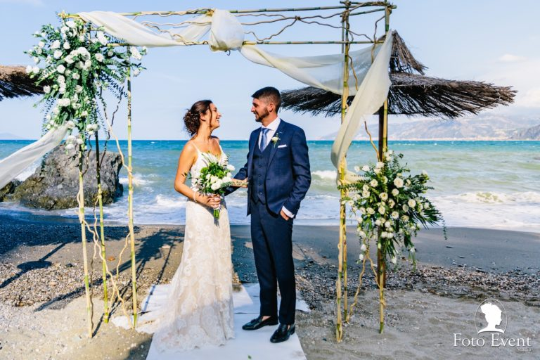 Beach Cerimony in Wedding – Capo D'Orlando Sicily