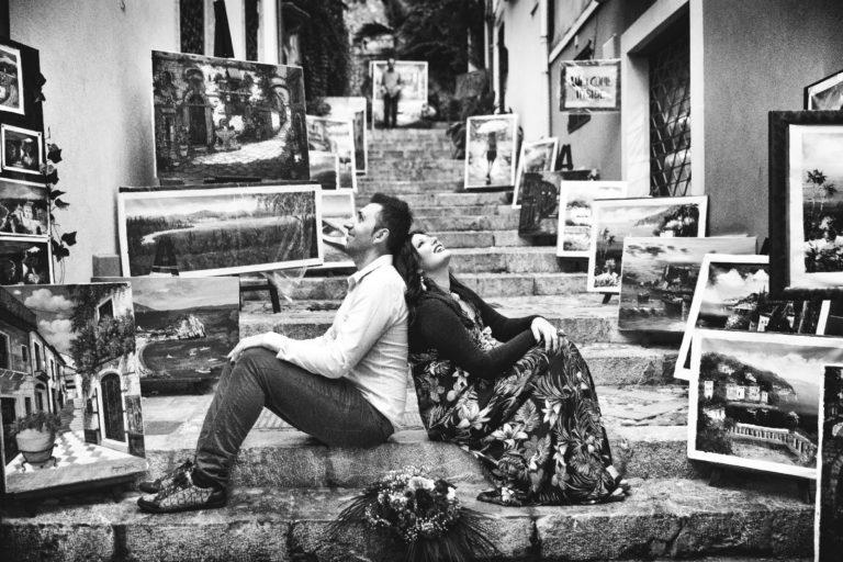 Surprise proposal Sicily – Wedding in Taormina