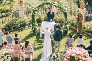 Japanese wedding in Taormina Belmond Grand Hotel Timeo