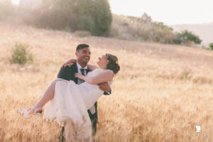 Matrimonio civile Rosa e Angelo a Feudo Burrajotto