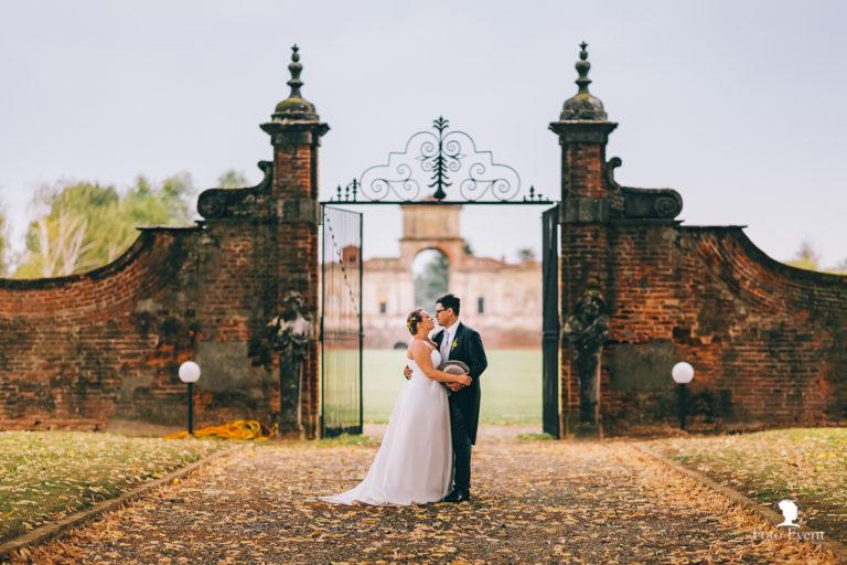 Matrimonio al Castello di Chignolo Po in Lombardia – Valentina e Alessandro