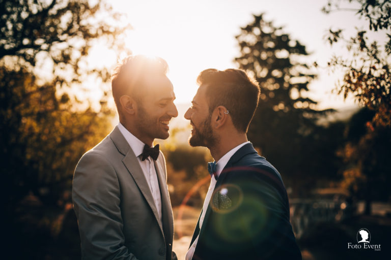 SameSex Engagement in Sicily – Valley of the Temples
