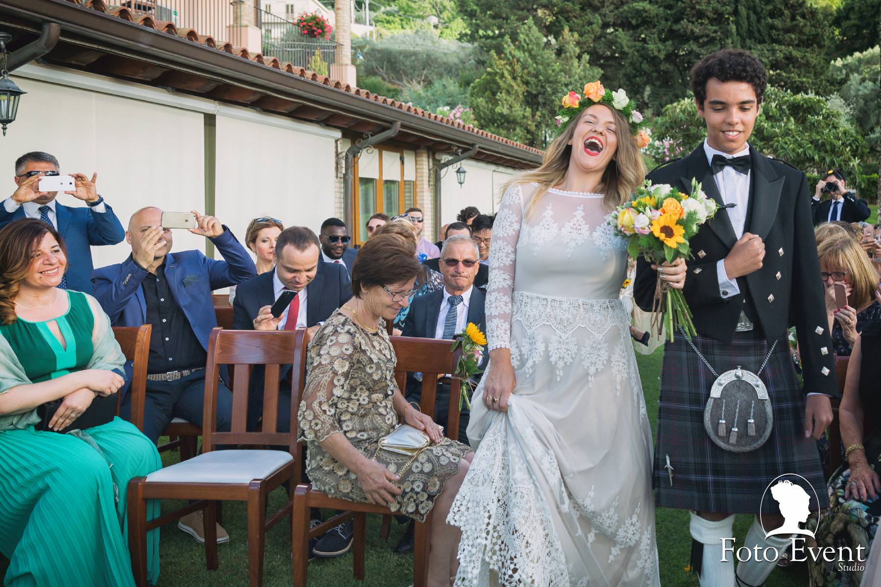 Emma e Rosario – Scottish Wedding in Sicily